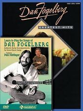 Dan Fogelberg Pack: Includes Dan Fogelberg - Greatest Hits book and Learn to Pla