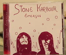 Stone Harbour-Emerges US psych cd