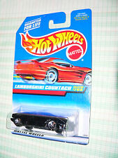 Hot Wheels Lamborghini Countach #768 rcp  19937-1910