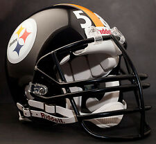 JACK LAMBERT Edition PITTSBURGH STEELERS Riddell REPLICA Football Helmet NFL
