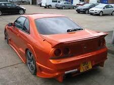 Nissan Skyline R33 Do Luck - R Style Rear Bumper