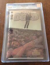 Walking Dead #100 Chromium CGC 9.0 1st Negan & Lucille Death of Glenn Wraparound