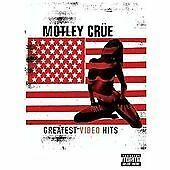 Mötley Crüe - Greatest Video Hits (+DVD, 2005) disc only