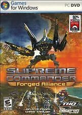 Supreme Commander: Forged Alliance (PC) STEAM SALE! download strategy