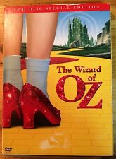 The Wizard of Oz (DVD, 2005, 2-Disc Set, Special Edition)