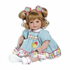 """Adora Toddler 20"""" Play Doll Up, Up and Away Sandy Blonde Hair/Blue Eyes OPEN BOX"""