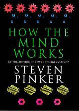 How the Mind Works by Steven Pinker (Hardback, 1998)