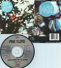 PINK FLOYD-OBSCURED BY CLOUDS-1972-USA-CAPITOL / EMI REC. CDP 7 46385 2-CD-MINT-