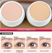 Women Complexion Concealer Foundation Cream Cover Black Eyes Acne Scars Makeup