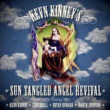 Sun Tangled Angel Revival by Kevn Kinney (CD, Sep-2004, Music World Entertainme…