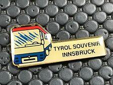 PINS PIN BADGE CAR BUS TYROL