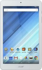 "Acer 8"" Tablet MediaTek Cortex Quad-Core 1.30GHz, 1 GB Ram,16 GB Flash, Android"