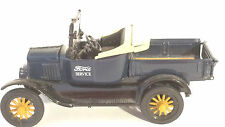 Diecast 1920 Ford Model T Service Convertible, 1:32 scale