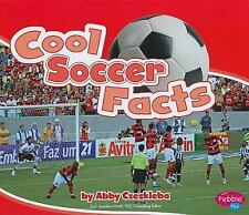 Cool Soccer Facts (Pebble Plus)-ExLibrary