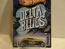 Hot Wheels Juke Box Series Delta Blues Gold '33 Ford Lo Boy