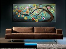 MODERN ABSTRACT HUGE LARGE CANVAS ART OIL PAINTING Style