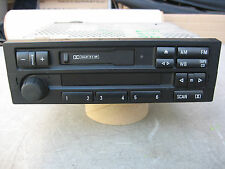 BMW Z3 In Dash Cassette Player W/CD Controll Capability  E36 E34 E32 E31 E30 Z3
