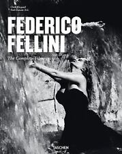 NEW & SEALED! FEDERICO FELLINI The Complete Films TASCHEN Chris Wiegand MOVIES
