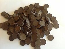 25 Mixed Indian Head Penny Coin Lot (1/2 Roll) - 1800's/1900's