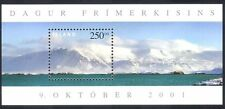 Iceland 2001 Esja Mountain/Stamp Day/Mountains/nature 1v m/s (n40344)