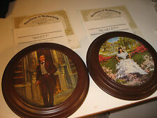 """""""Scarlett"""" 1st issue & """"Rhett"""" 4th issue in """"The Gone with the Wind"""" Collection"""