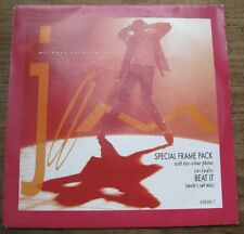 "VG+   MICHAEL JACKSON - Jam / Beat it (Moby's sub mix) - 7"" single VG+"