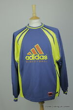 ADIDAS MENS SWEATSHIRT MEDIUM BASKETBALL RETRO VINTAGE TRAINING RARE SWEATER