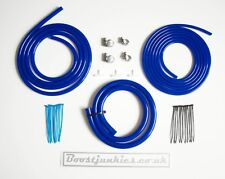 Vauxhall Corsa  VXR  turbo Vacuum Hose/Engine dress up  kit - Blue