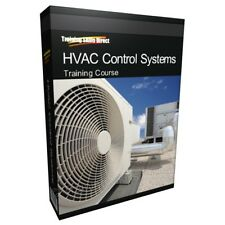 Hvac réfrigération climatisation control systems equipment training course