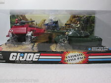 GI JOE Mobat & Cobra H.I.S.S. Tank Battle Pack Target Exclusive - Hasbro 2008 FS
