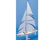 THUNDER TIGER - VICTORIA SAILBOAT RC KIT [5556] - GALAXY RC