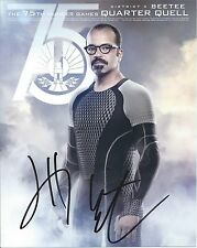 Jeffrey Wright autograph - signed Hunger Games photo - Boardwalk Empire