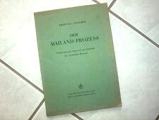 El milán-proceso Ernst Aug utescher historia Kölnischen agua s CHEAUTARD