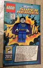 Lego BIZARRO Mini Figure, Official SDCC Comic Con Exclusive, DC Villian