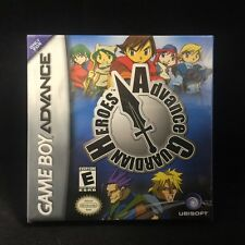 Advance Guardian Heroes (Nintendo Game Boy Advance) BRAND NEW / Region Free