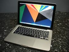 "Apple MacBook Pro A1278 13.3"" Laptop, Intel Core 2 Duo 2.4GHZ, 4GB Mem, 250GB HD"