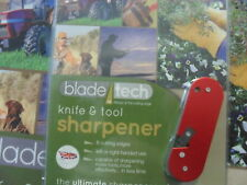 NEW BLADETECH KNIFE & TOOL ULTIMATE SHARPENER 8 CUTTING EDGES WORKSHOP GARDEN