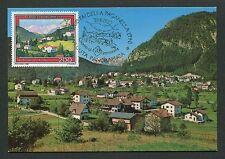 ITALIA MK 1982 FAI DELLA PAGANELLA MAXIMUMKARTE CARTE MAXIMUM CARD MC CM d5188