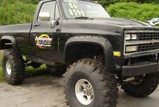 Bushwacker 40004-11 - Cut-Out Rear Fender Flares