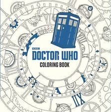 Doctor Who Coloring Book by Price Stern Sloan (2016, Paperback)