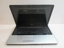 "#14 17"" Dell Inspiron 1750 Laptop - 4GB RAM, Core 2 Duo T6500 - Boots, No HD"