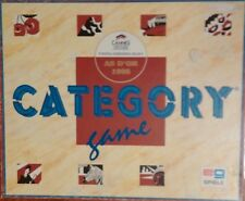 Jeu de société Category Game - As d'Or 1995 - Petit Bac - Scattergories