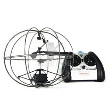 3 Channel Crash-Proof Sphere UFO Remote Control RC Helicopter Christmas Gift