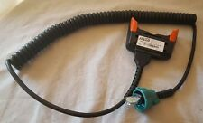 Janam CC-P-001R RS-232 Serial Cable / Charging Cup Assembly Used Working