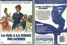 DVD - LA FLIC A LA POLICE DES MOEURS avec EDWIGE FENECH / SEXY / NEUF EMBALLE