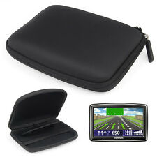 "Hard Carry Case Sat Nav Cover Holder 5"" In Car GPS TomTom XXL Classic Wallet"