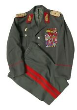 East German Marshall uniform