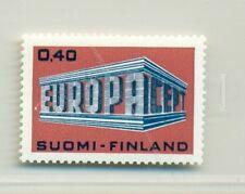 EUROPA CEPT - FINLAND 1969 Emblems