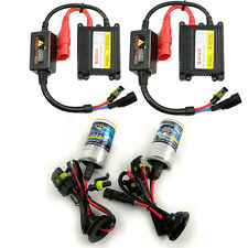COC H7 4300K HID Xenon Kit Conversion Bulbs Spare Slim Ballast 12V 55W
