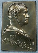 MACO. The Pasteur Club Plaquette, 1958 by Georges Henri Prud'homme
